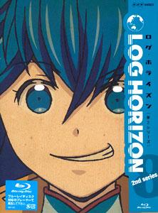 BD ログ・ホライズン 第2シリーズ 8 (Blu-ray Disc)[メディアファクトリー/KADOKAWA]《在庫切れ》