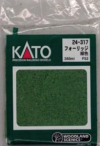 24-317 ウッドランド フォーリッジ 緑色(F52)【価格改定版】(再販)[KATO]《在庫切れ》