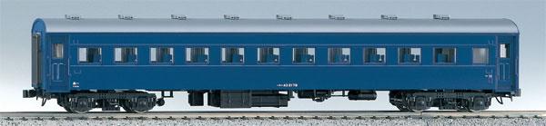 1-505 (HO)スハ43 ブルー(再販)[KATO]《発売済・在庫品》