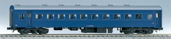 1-507 (HO)スハフ42 ブルー(再販)[KATO]《発売済・在庫品》