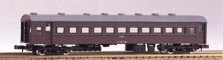 122 未塗装 客車キット オハフ61(再販)[グリーンマックス]《09月予約》