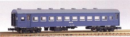 130 未塗装 客車キット スハフ42(再販)[グリーンマックス]《発売済・在庫品》