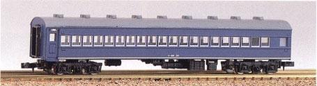 132 未塗装 客車キット スハ44(再販)[グリーンマックス]《09月予約》
