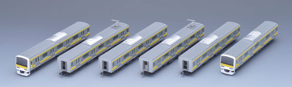 92889 JR E231 500系通勤電車(総武線)基本セット (6両)(再販)[TOMIX]【送料無料】《発売済・在庫品》