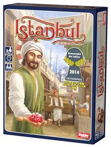 ボードゲーム イスタンブール 日本語版(再販)[ホビージャパン]《在庫切れ》