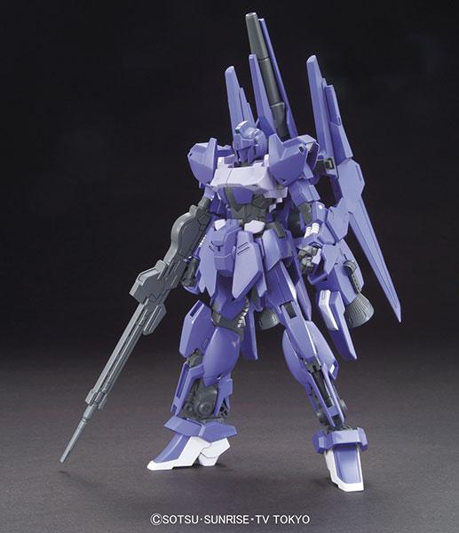 HGBF 1/144 百万式(MEGA-SHIKI) プラモデル(再販)[バンダイ]《発売済・在庫品》