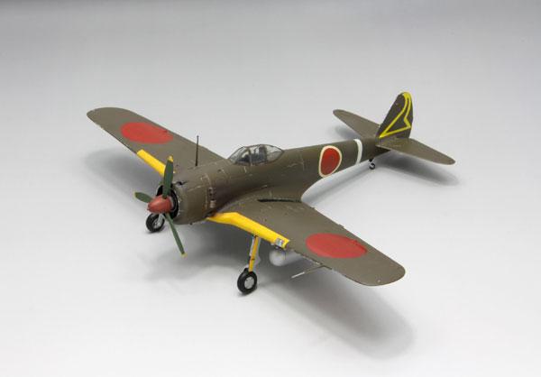 1/48 一式戦闘機 隼三型 プラモデル(再販)[ファインモールド]《取り寄せ※暫定》