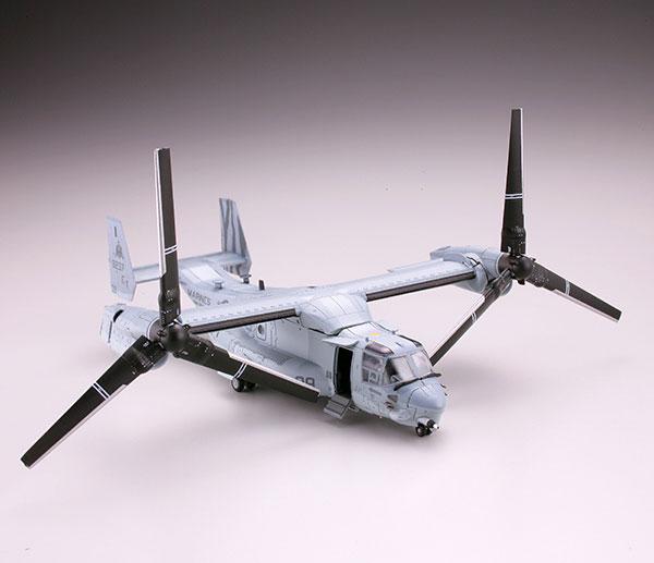 技MIX 航空機シリーズ 技HC205 1/144 MV-22B U.S.MARINES 第262海兵隊中型ティルトローター飛行隊(普天間基地)[トミーテック]《取り寄せ※暫定》