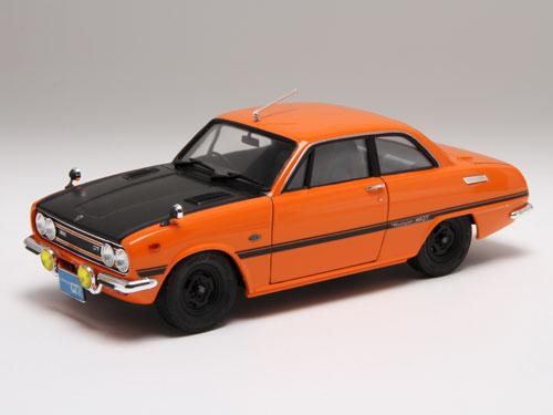 1/24 インチアップシリーズ No.86 いすゞ ベレット 1600GT-R/1800GT プラモデル(再販)[フジミ模型]《取り寄せ※暫定》