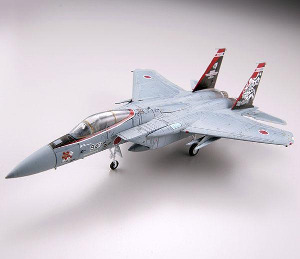 技MIX 技AC41 1/144 航空自衛隊 F-15J 第201飛行隊 空自創設60周年(千歳基地)[トミーテック]《取り寄せ※暫定》