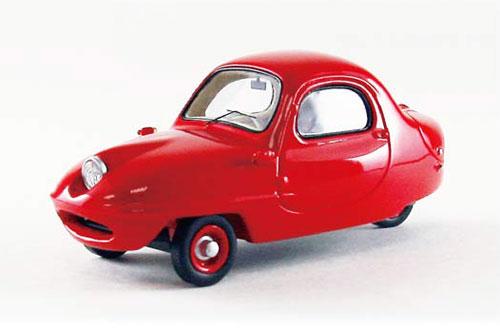 1/43 FUJI CABIN 5A 1955 RED[EBBRO]《在庫切れ》