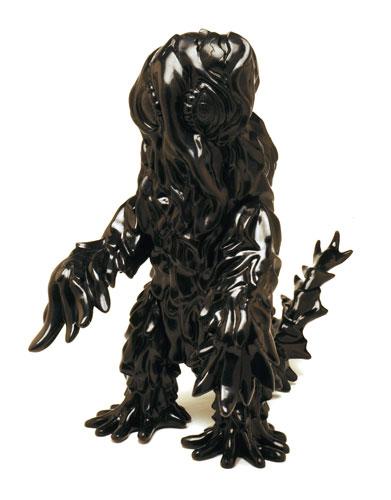 世紀の東宝怪獣 漆黒オブジェコレクション ヘドラ1971(再販)[マルサン]《在庫切れ》