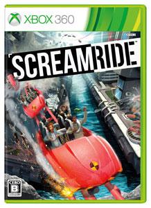 Xbox360 ScreamRide (スクリームライド)[日本マイクロソフト]《在庫切れ》