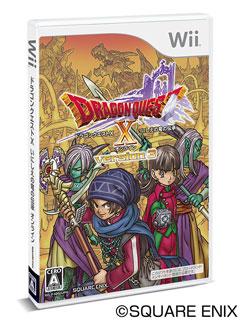 Wii ドラゴンクエストX いにしえの竜の伝承 オンライン[スクウェア・エニックス]《在庫切れ》