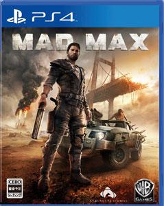 PS4 マッドマックス[ワーナーエンターテイメント ジャパン]《在庫切れ》