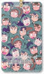忍たま乱太郎 ICカードケース 六年生(NNT-03D)[グルマンディーズ]《在庫切れ》