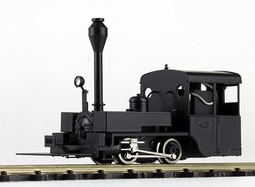 HOナロー 大日本軌道 キ21「へっつい」 蒸気機関車 塗装済完成品 リニューアル品[ワールド工芸]《在庫切れ》
