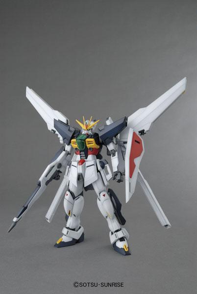 MG 1/100 ガンダムダブルエックス プラモデル(再販)[バンダイ]《在庫切れ》