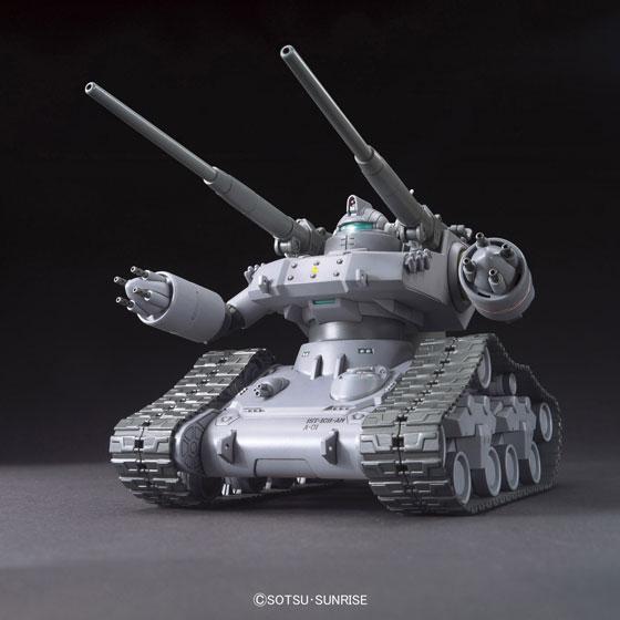 HG 機動戦士ガンダム ジ・オリジン 1/144 ガンタンク初期型 プラモデル(再販)[バンダイ]《発売済・在庫品》