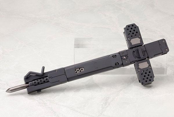 M.S.G モデリングサポートグッズ ヘヴィウェポンユニット MH04R グレイヴアームズ(再販)[コトブキヤ]《発売済・在庫品》
