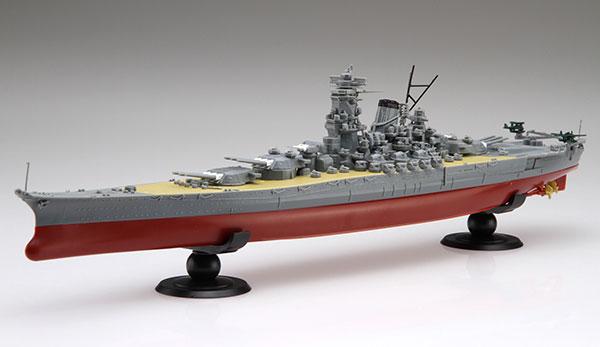 1/700 艦NEXTシリーズ No.1 日本海軍戦艦 大和 プラモデル