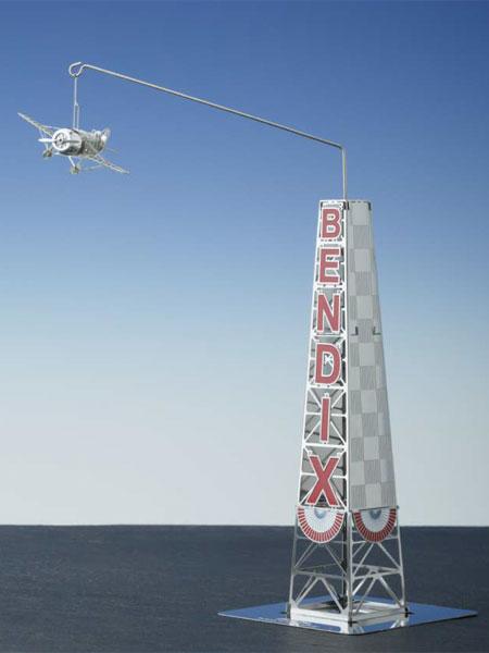 1/160 ジービーR-1&BENDIXパイロン[エアロベース]《在庫切れ》