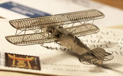 郵便飛行機40型[エアロベース]《在庫切れ》