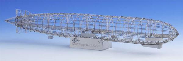 1/1000グラフ・ツェッペリンLZ127[エアロベース]《在庫切れ》