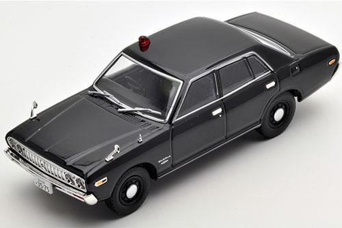 トミカリミテッドヴィンテージ ネオ LV-N43-西部警察03 日産グロリア覆面パトロールカー(黒)[トミーテック]《取り寄せ※暫定》