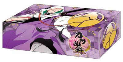 ブシロード ストレイジボックスコレクション Vol.115 刀剣乱舞-ONLINE-『岩融』[ブシロード]《在庫切れ》