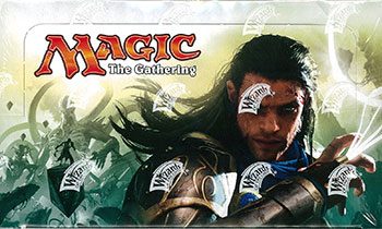 マジック:ザ・ギャザリング 戦乱のゼンディカー ブースターパック(日本語版) 36パック入りBOX[Wizards of the Coast]《在庫切れ》