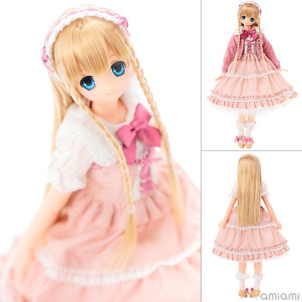 サアラズ ア・ラ・モード -ピンク!ピンク! ア・ラ・モード- White×Pink/サアラ 完成品ドール[アゾン]《在庫切れ》