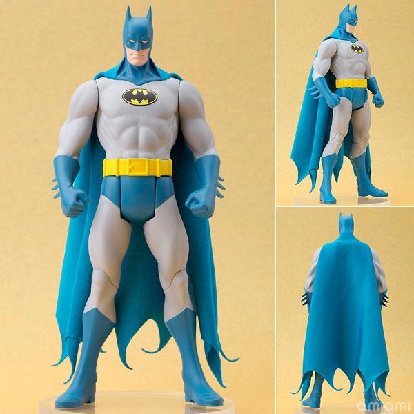 ARTFX+ DC UNIVERSE バットマン スーパーパワーズ クラシックス 1/10 完成品フィギュア