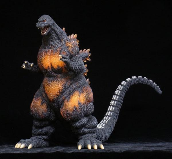 東宝大怪獣シリーズ ゴジラ(1995) 完成品フィギュア(一部組立式)[エクスプラス]《在庫切れ》