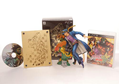 PS3ジョジョの奇妙な冒険 オールスターバトル 数量限定生産 黄金体験BOX