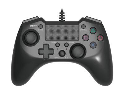 ホリパッドFPSプラス for PlayStation 4 ブラック[ホリ]《発売済・在庫品》