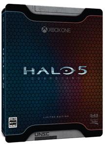 【特典】Xbox One Halo5: Guardians リミテッド エディション(予約特典:DLCコード 付)[日本マイクロソフト]《在庫切れ》