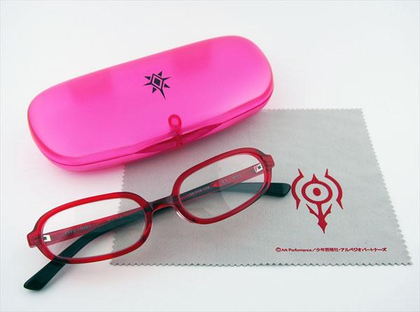 劇場版 蒼き鋼のアルペジオ -アルス・ノヴァ- DC ヒエイ使用眼鏡フレーム TYPE-HIEI(再販)[K5-SPEC]《在庫切れ》