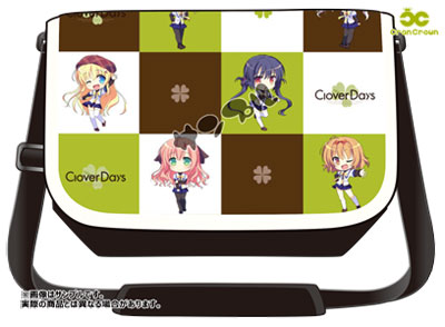 Clover Day's メッセンジャーバッグ タイプA[CranCrown]《取り寄せ※暫定》