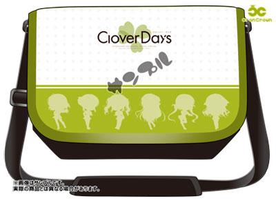 Clover Day's メッセンジャーバッグ タイプB[CranCrown]《取り寄せ※暫定》