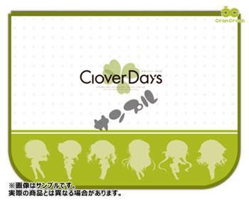 Clover Day's メッセンジャーバッグフラップ タイプB(再販)[CranCrown]《在庫切れ》
