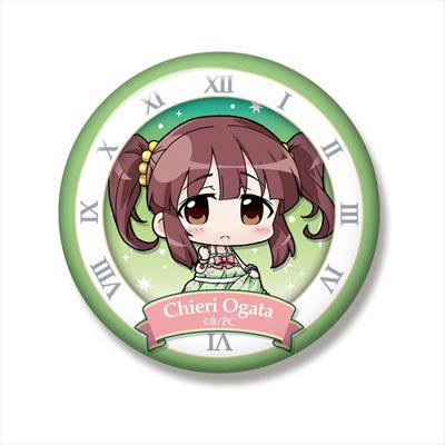ミニッチュ アイドルマスター シンデレラガールズ 缶キーホルダー 緒方智絵里 シンデレラプロジェクトver.