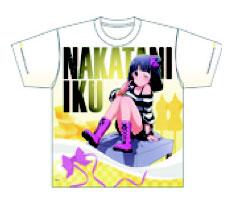 アイドルマスターMILLION LIVE! フルグラフィックTシャツ 中谷育 Mフリー[LUXENT]《在庫切れ》