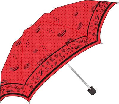 ハイキュー!! 折りたたみ傘(音駒)[エンスカイ]《在庫切れ》