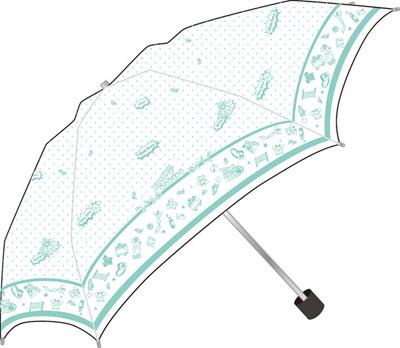 ハイキュー!! 折りたたみ傘(青葉)[エンスカイ]《在庫切れ》