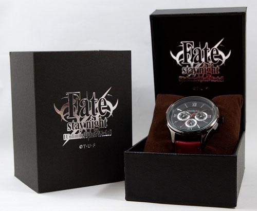 Fate/stay night [Unlimited Blade Works] 腕時計(A) ARCHER[ムービック]《在庫切れ》