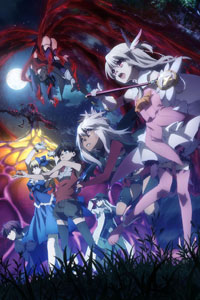 DVD Fate/Kaleid liner プリズマ☆イリヤ ツヴァイ ヘルツ! 第5巻 通常版[KADOKAWA]《取り寄せ※暫定》
