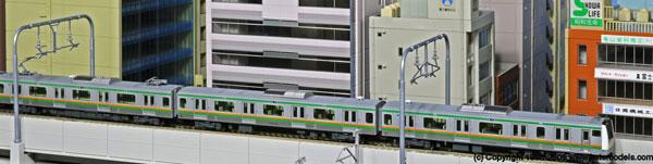 10-1267 E233系3000番台 東海道線・上野東京ライン 基本セット(4両)(再販)[KATO]《在庫切れ》