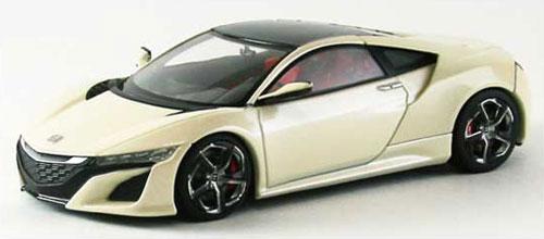 1/43 Honda NSX Concept 2013 PEARL WHITE[EBBRO]【同梱不可】《在庫切れ》