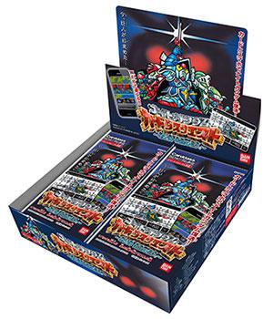 ナイトガンダム カードダスクエスト 第2弾 伝説の巨人【KCQ02】 20パック入りBOX[バンダイ]《在庫切れ》